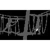 Оборудование для веревочного городка