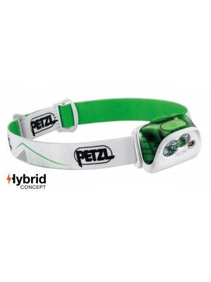 Фонарь c батарейками PETZL ACTIK (Цвет Green)