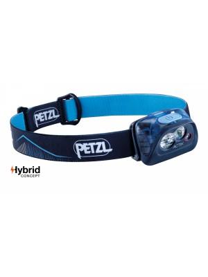 Фонарь c батарейками PETZL ACTIK (Цвет Blue)