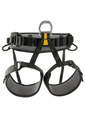 Привязь PETZL FALCON (Цвет Black/Yellow, Размер 2)